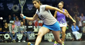 Nicol David and Nour El Sherbini to contest US Open final