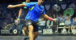 Amr Shabana sails into US Open semi-finals
