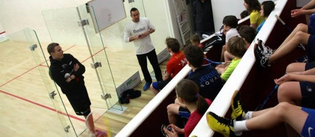 Nick Taylor: Growing the game in Jersey