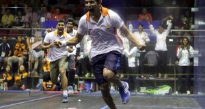 Exclusive Interview: Saurav Ghosal on the rise of Indian squash