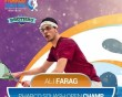 Ali Farag wins in Alexandria