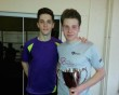 Sharpes too sharp for Coleman in Dulwich final