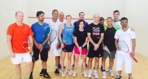 Train like a world champion with Laura Massaro at Club La Santa