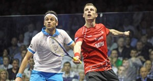 Elshorbagy predicts Hull of a battle in British Open