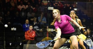 Squash Mad Interview: 11 points with Tesni Evans