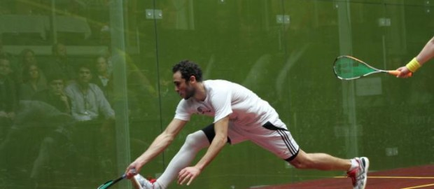 Ramy Ashour out of British Open