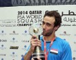 Ramy and Raneem are players of the year