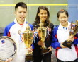 Nicol David denies Au family an Asian double