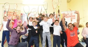Spirit of Squash launches new academy