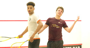 Qualifier George Parker meets Charles Sharpes in Kent final