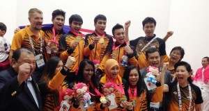 Malaysians march on with team titles at SEA Games