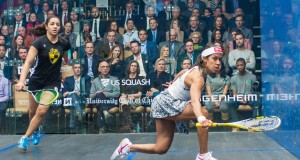 Nine years at the top for Nicol David