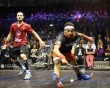 Mohamed Elshorbagy aims for great ball of China