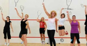How squash can build self-esteem in women