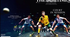 Alan's Blog: One year on from the greatest show in squash