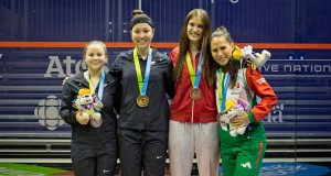 Pan-Am golds for Rodriguez and Sobhy