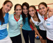 Egypt's fab five girls reach last eight