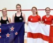 England march on in World Junior Teams