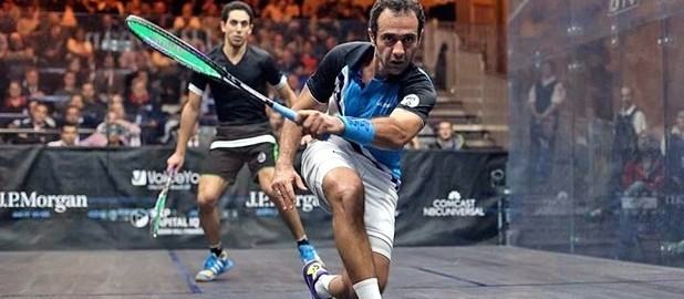 Legend Amr Shabana retires