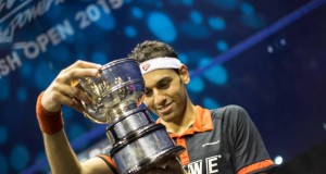 Exclusive Interview with World Number One Mohamed Elshorbagy