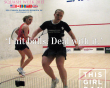ESSEX WOMEN TAKE UP THE SQUASH CHALLENGE FROM AMERICA