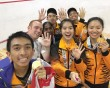 Malaysian Juniors Make A Clean Sweep In Samoa