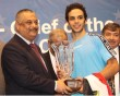 Mohamed Abouelghar wins biggest prize of his career