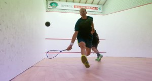 Squash Mad Interview: Alan Stapleton chats to South African star Steve Coppinger