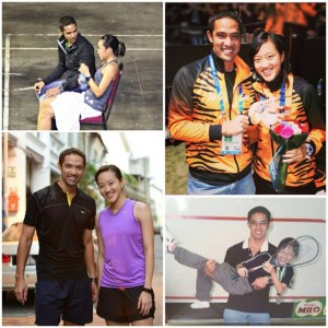 The many years of Wee Wern's journey with coach Aaron Soyza.