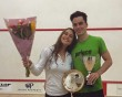 Coll and Tomlinson take London titles