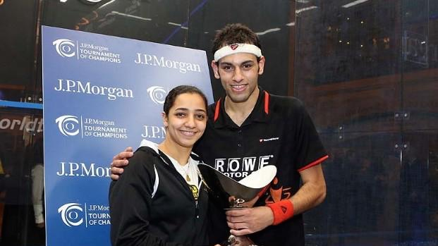 Mohamed Elshorbagy and Raneem El Welily are leading a wave of Egyptian success