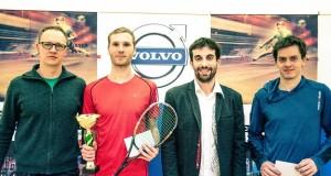 Poland makes a major impact on European squash