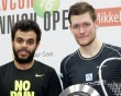 Top seed Essam wins Finnish title