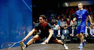 Activate your body for squash