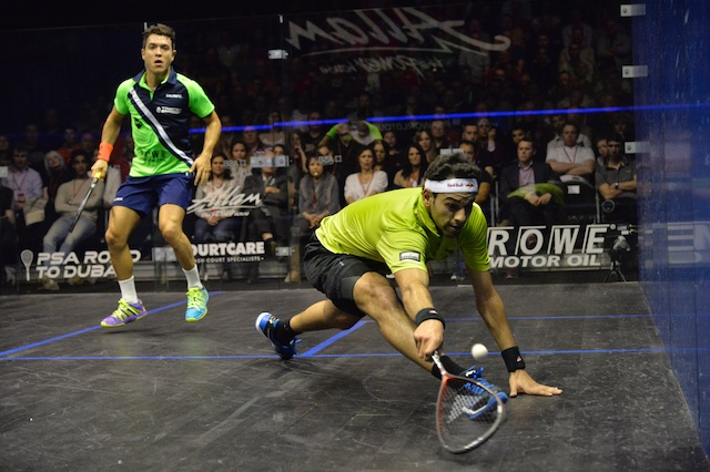 "To become world number one, Mohamed Elshorbagy will have absorbed the rhythm of ""flow"" in every part of the court"