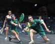 Seven nations in World Doubles
