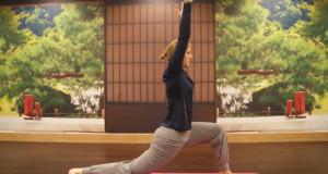 Yoga keeps Laura Massaro on top