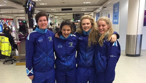 Scotland's women's team gets ready to return to the European Team Championships