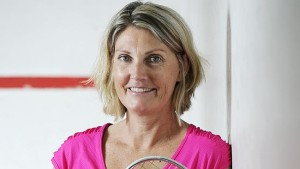 Former World Champion Squash player Michelle Martin will be running squash at Warringah Recreation Centre.