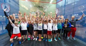 Squash Zone Tour of Poland