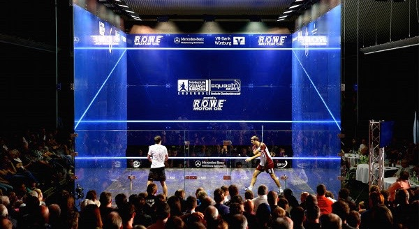 Squash Mad ASB celebrate 50 years in business - Squash Mad