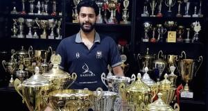 Adil Maqbool unbeaten in the Emirates for 12 years