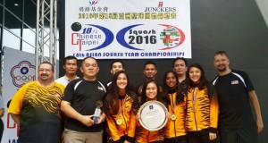 Malaysian Girls Lift Ninth Asian Teams Title While Pakistani Men Deny Hong Kong