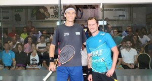 Gregory Gaultier and Cam Pilley rock the crowds in Malta