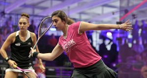 Nour El Sherbini stays at world number one