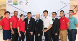 WSF Ambassadors aim to put Dalian on the map