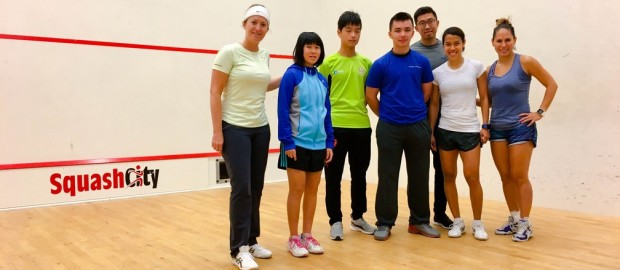 Macau Juniors Get the Liz Irving Experience