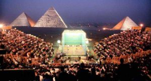 Equal pay at the Pyramids–sounds pharaoh to me