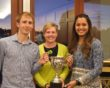 Dipika Pallikal and Rex Hedrick capture Kooyong titles