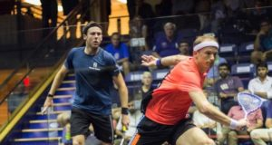 Steve Coppinger hits back to retain Virginia title